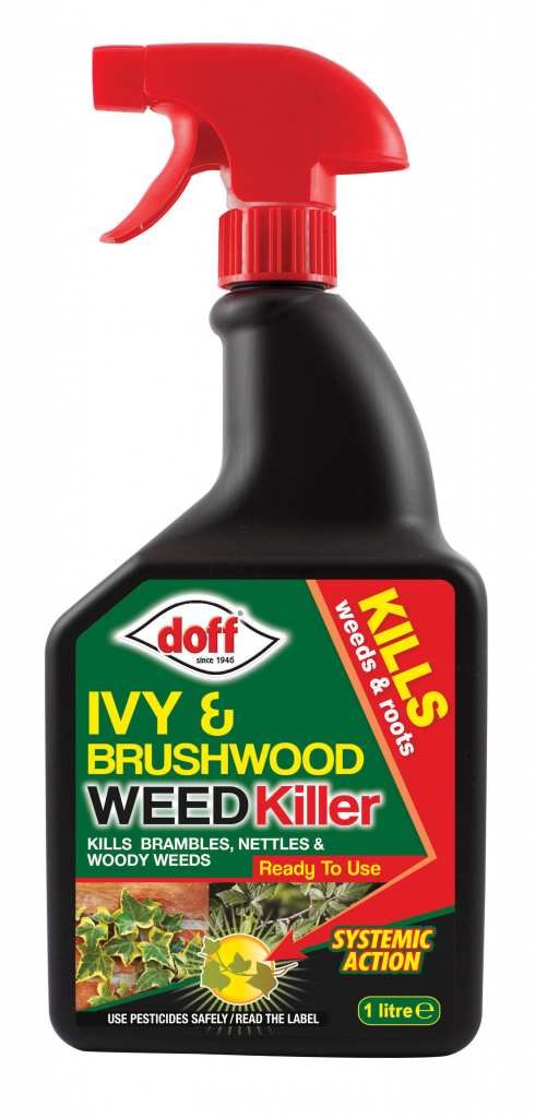 Doff Ivy & Brushwood Weed Killer - 1L