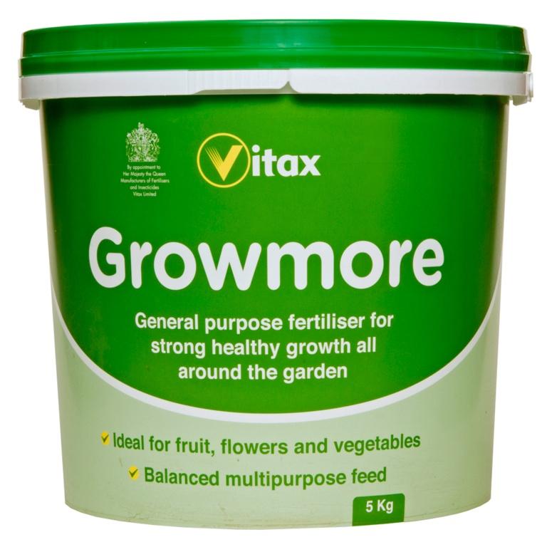 Vitax Growmore - 5kg
