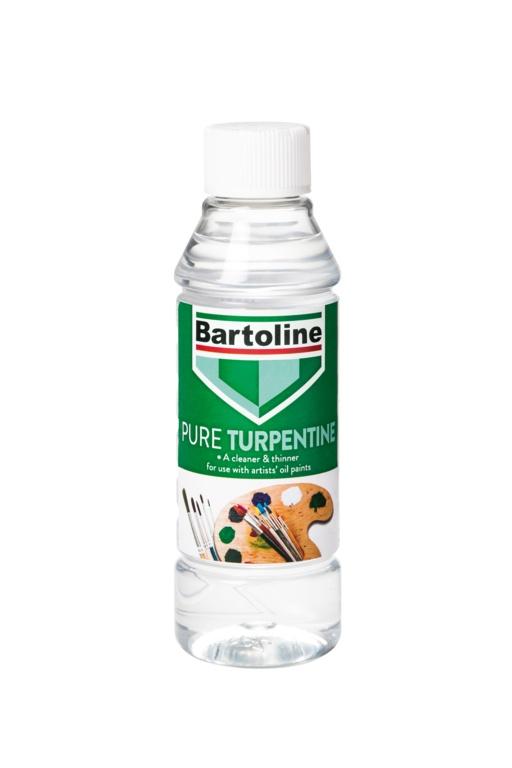 Bartoline Pure Turpentine - 250ml