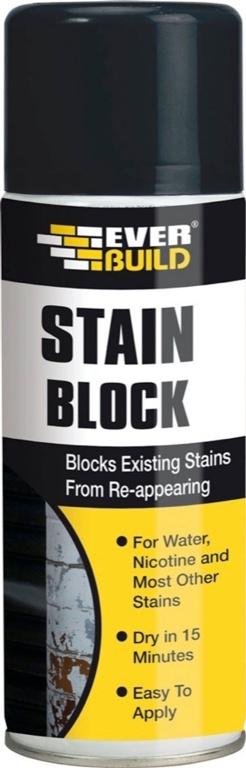 Everbuild Stain Block - 400ml