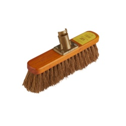 Groundsman Coco Broom Head 12""