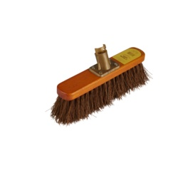 Groundsman Bassine Broom Head 12""