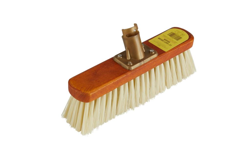 "Groundsman Soft PVC Broom Head - 12"""