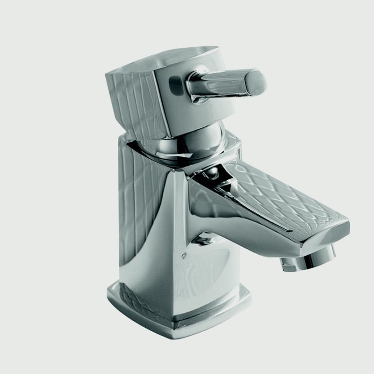 SP Bela Cloakroom Basin Mixer Tap - H: 120mm D: 80mm
