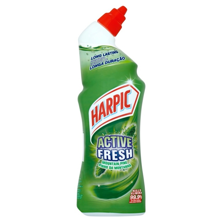 Harpic Active Fresh Cleaning Gel 750ml - Pine