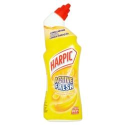 Harpic Active Fresh Cleaning Gel 750ml