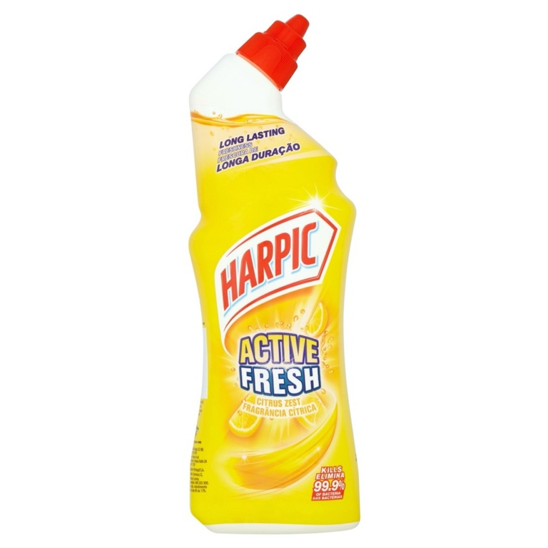 Harpic Active Fresh Cleaning Gel 750ml - Citrus