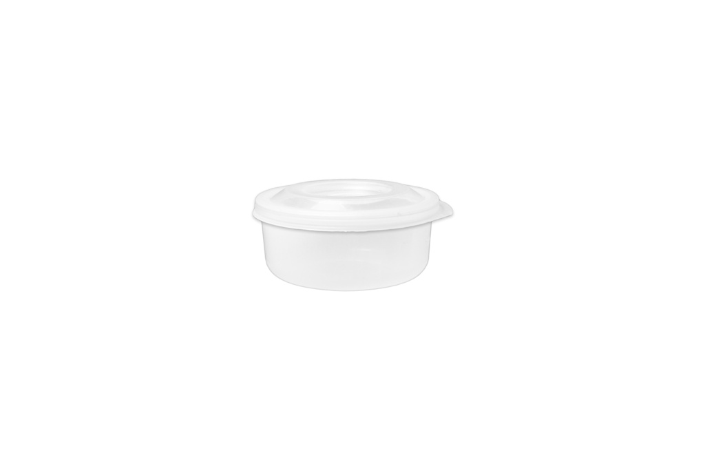 Beaufort Food Container Round Clear - 250ml
