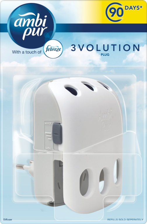 Ambi Pur 3 Volution Plug In - Device Only