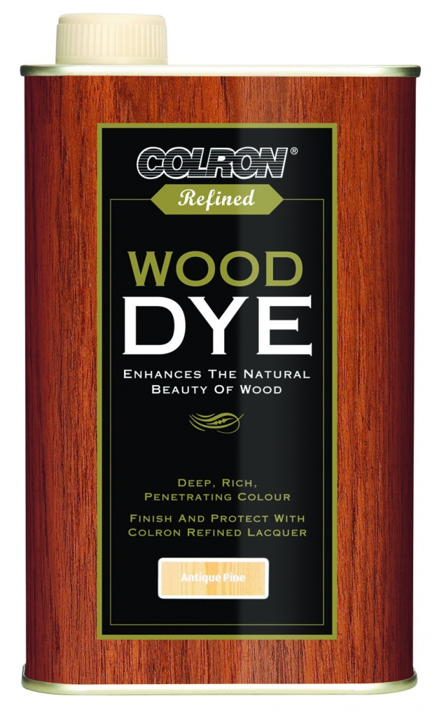 Colron Refined Wood Dye 250ml - Antique Pine