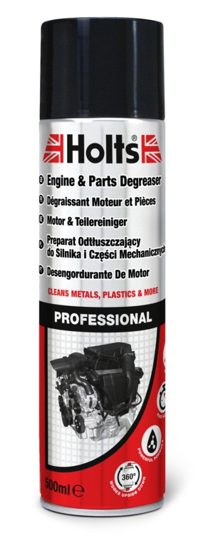 Holts Engine & Parts Degreaser - 500ml Aerosol