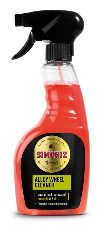 Simoniz Alloy Wheel Cleaner - 500ml