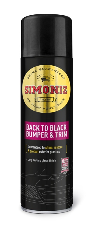 Simoniz Back To Black Bumper Shine - 500ml