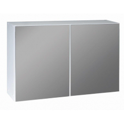 Blue Canyon Roma Double Mirror Bathroom Cabinet