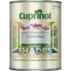 Cuprinol Garden Shades Medium Base 1L