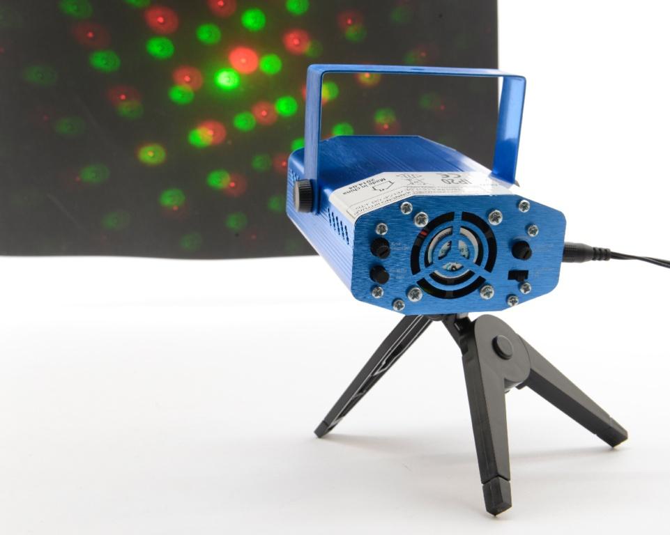 Kaemingk Laser Light - 6 Pattern