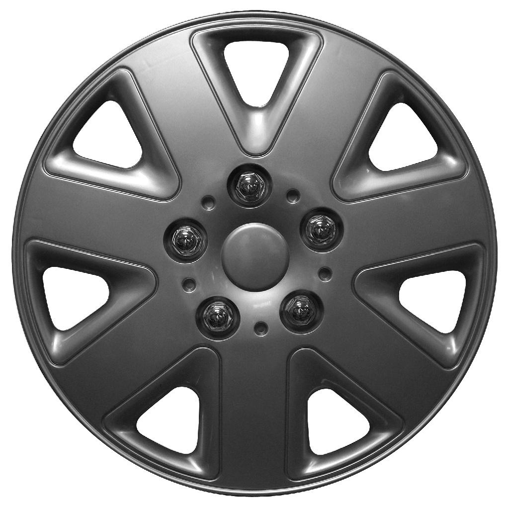 "Streetwize Hurricane Wheel Covers x 4 - 15"""