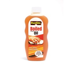 Rustins Linseed Oil Boiled - 250ml