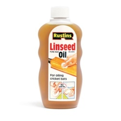 Rustins Linseed Oil Raw - 125ml