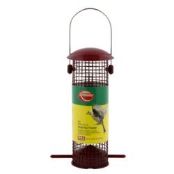 Ambassador Wild Bird Feeders Seed Nut Fat ball Nyger Sunflower Cake Hanging