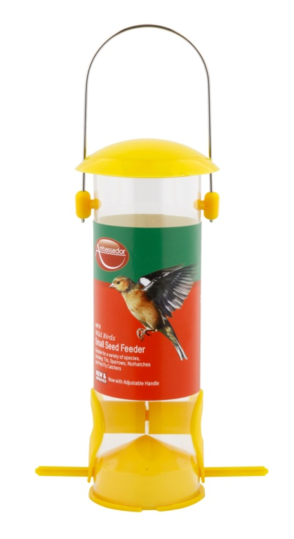 Ambassador Wild Birds Seed Feeder - Small