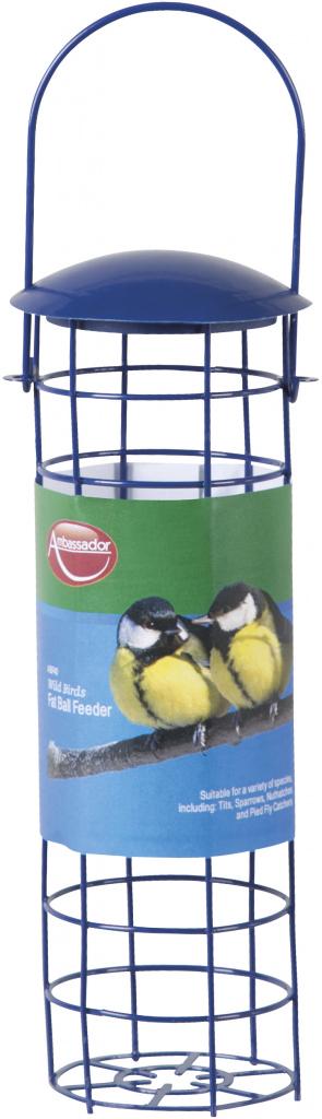 Ambassador Wild Birds Fat Ball Feeder