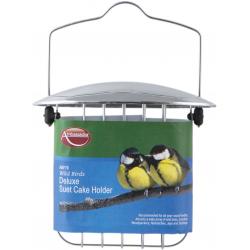 Ambassador Wild Birds Deluxe Suet Cake Holder