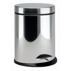 Blue Canyon Stainless Steel Pedal Bin