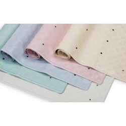 Blue Canyon Rubber Shower Mat - Cream 53x53cm