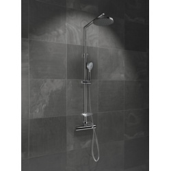 SP Boston Thermostatic Bar Mixer Shower