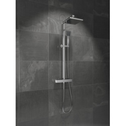 SP Malvern Thermostatic Bar Mixer Shower