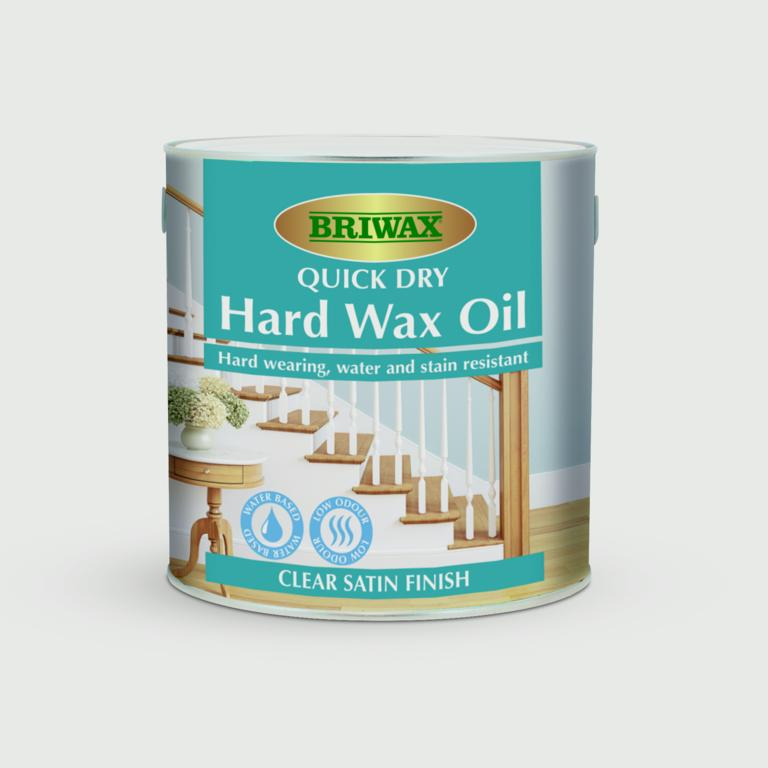 Briwax Hard Wax Oil - 1L