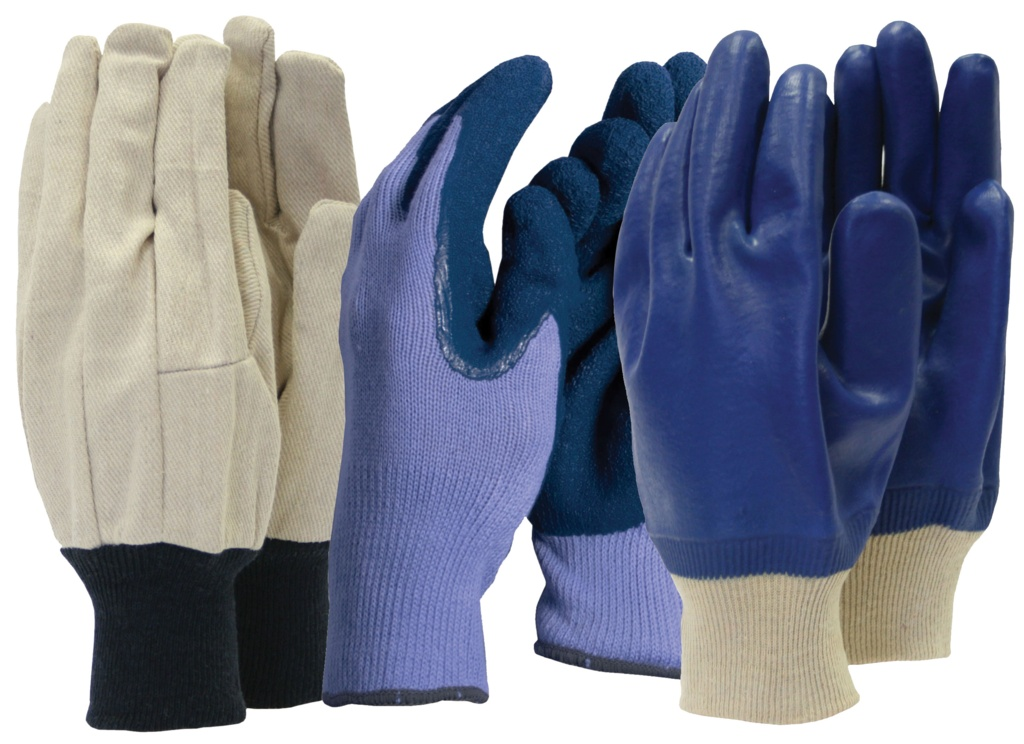 Town & Country Mens Gloves - Bonus Triple Pack