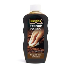 Rustins French Polish - 125ml