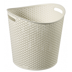 Curver My Style Round Basket Vintage White