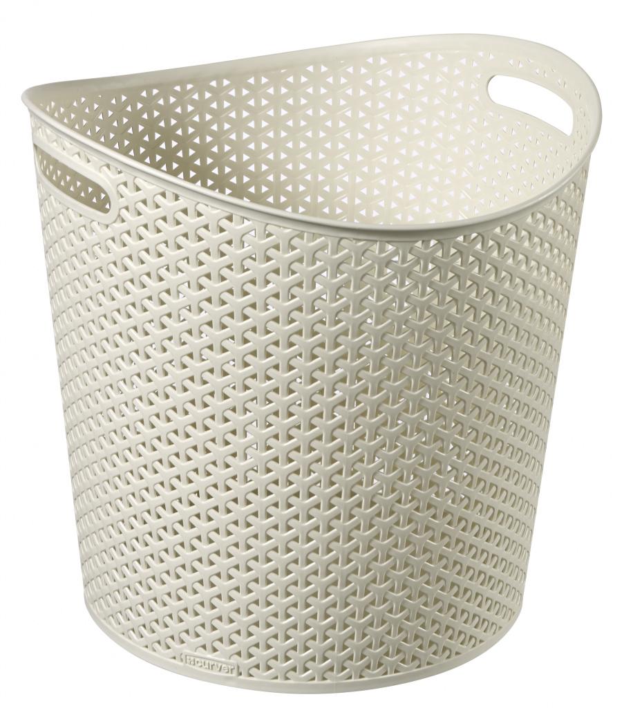 Curver My Style Round Basket Vintage White - 30L