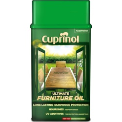 Cuprinol Ultimate Hardwood Furniture Oil 1L