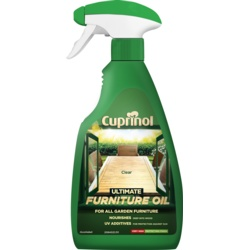 Cuprinol Ultimate Hardwood Furniture Oil 500ml