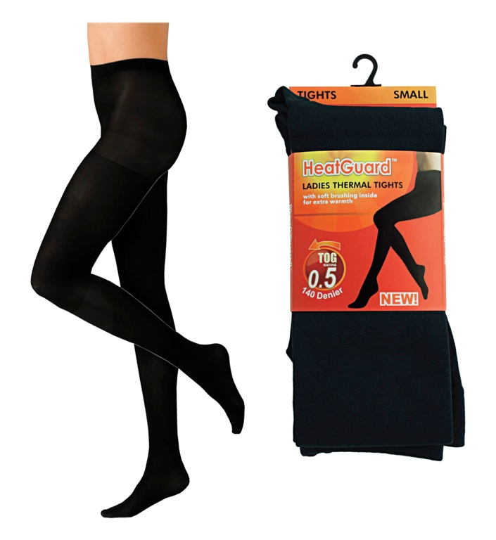 Heatguard Ladies Thermal - Tights, sizes S, M, L