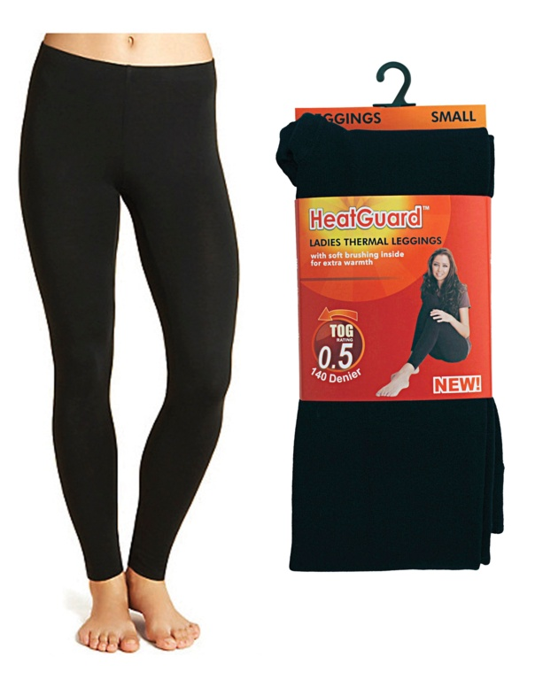 Heatguard Ladies Thermal - Leggings, sizes S, M, L