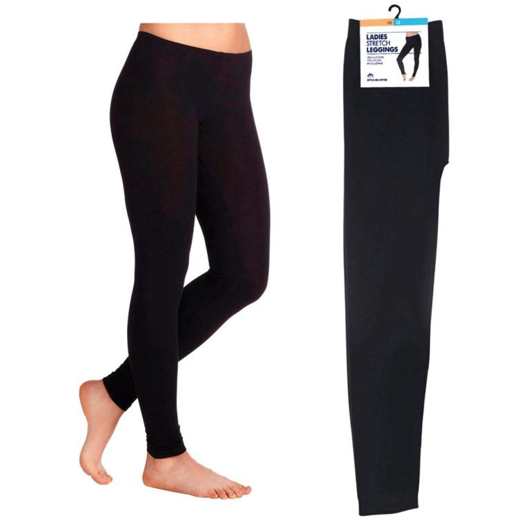 RJM Ladies Leggings - Leggings, sizes 10/12, 14/16