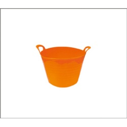 Ambassador 26L Flexi Tub - Orange