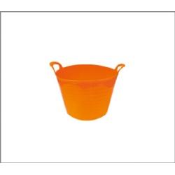 Ambassador 26L Flexi Tub - Orange