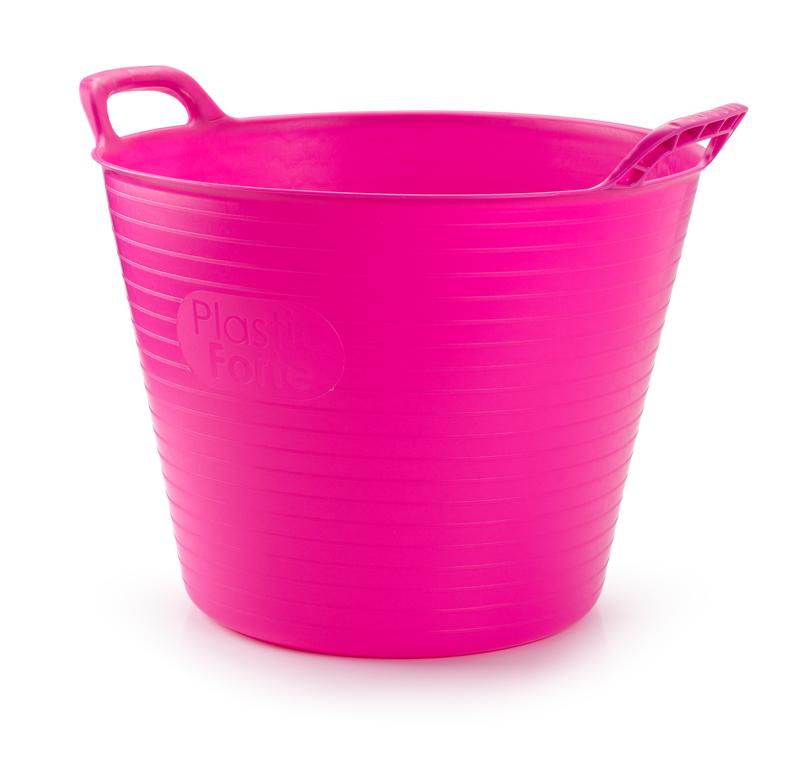 Plasticforte Eco Tub 25L - Pink