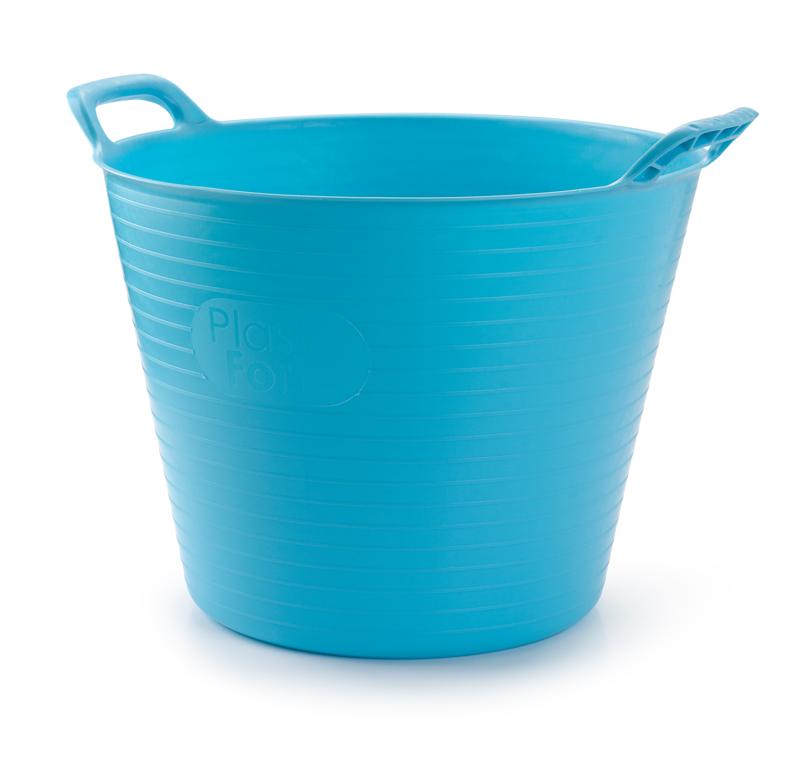 Plasticforte Eco Tub 25L - Blue