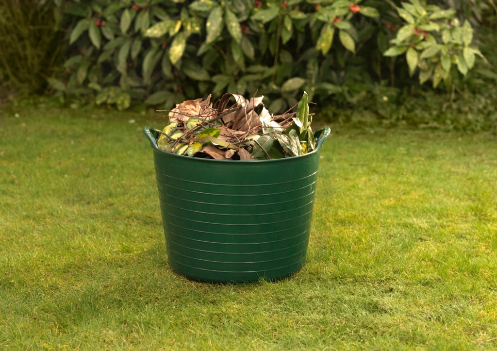 Ambassador Mini Flexi Tub - Green