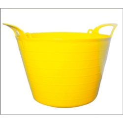 Ambassador Mini Flexi Tub - Yellow