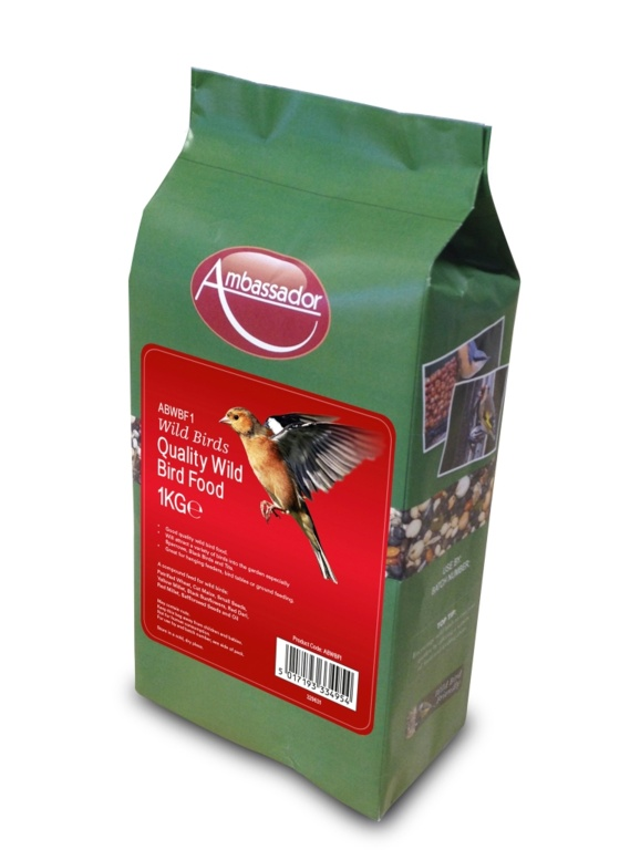 Ambassador Quality Wild Bird Food - 20kg