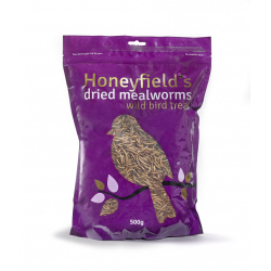 Honeyfield's Mealworm Pouches