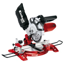 Einhell Mitre Saw with Carbide Tipped Pro Blade